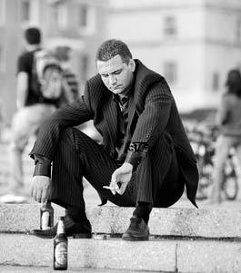 Кризис среднего возраста у мужчины - самый трудный период в жизни.