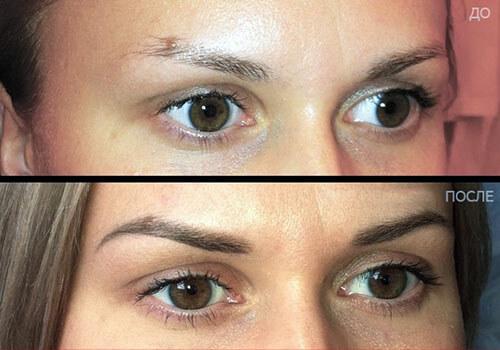 Стоит ли делать перманентный макияж бровей