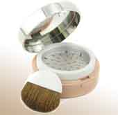 Clinique Superbalanced Powder SPF15 летняя пудра.