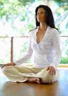 Йога. Расслабление и снятие стресса.
