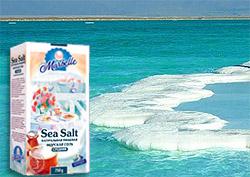 морская соль - отличное средство для снижения веса (фото)