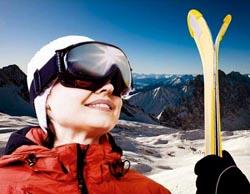 Новинки универсальных горных лыж 2012.