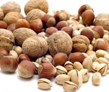 Орехи - источник здоровья для нашей кожи.