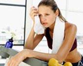 Ошибки во время тренировок приводят к переутомлению.