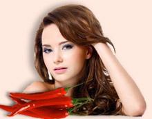 Красный жгучий перес для роста волос (фото)