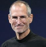 Стив Джобс. Фото.